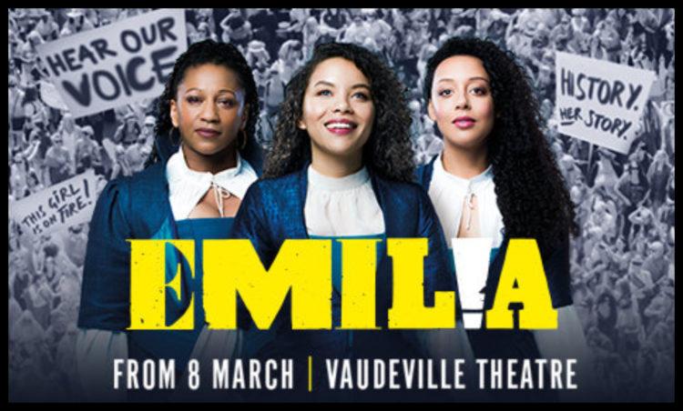 Emilia at the vaudeville