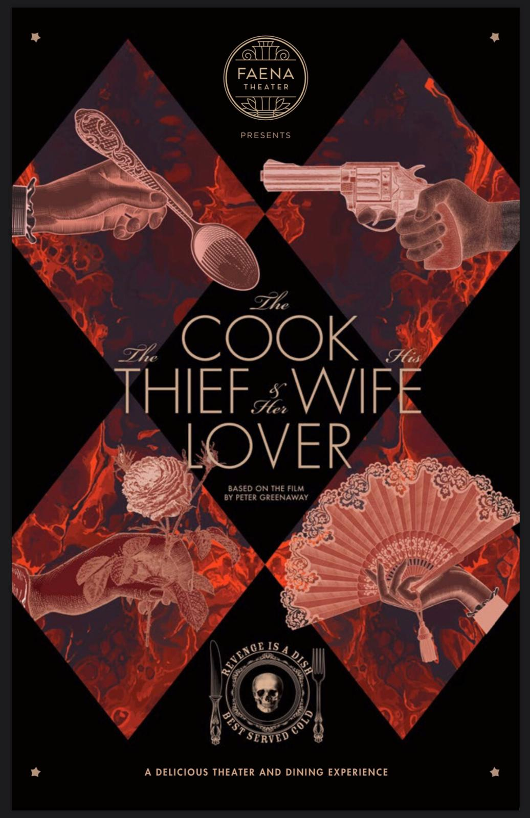 Cook, Thief, Wife, Lover, Miami, Image 1