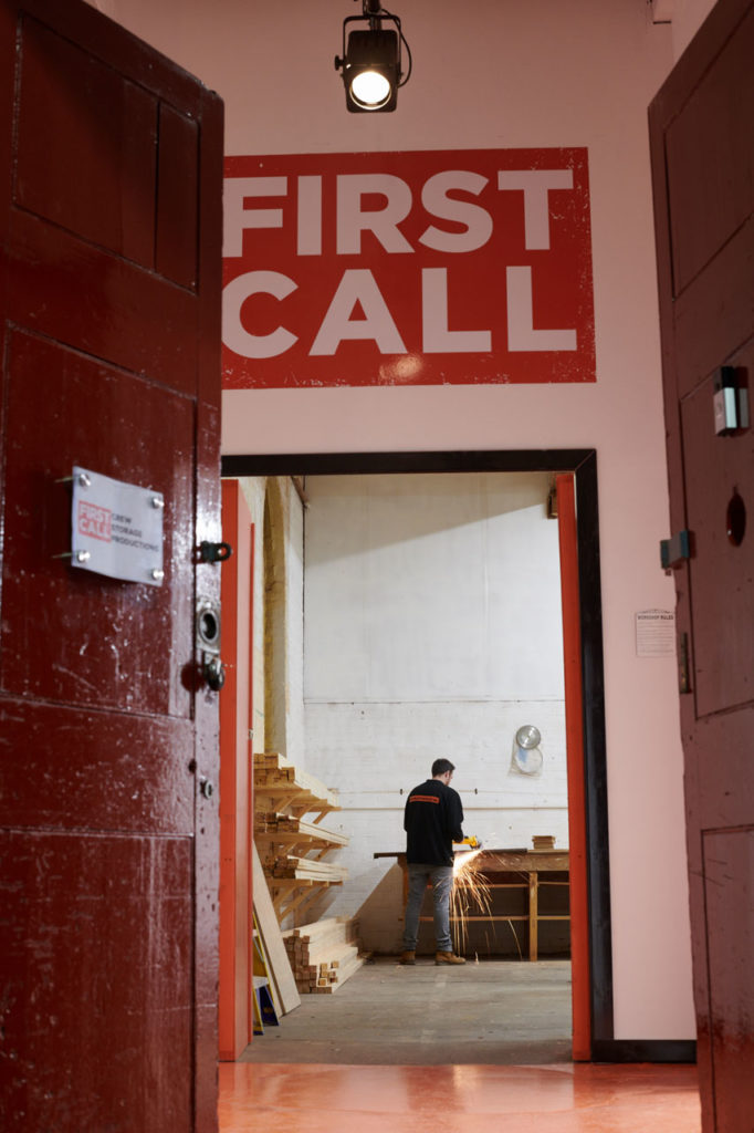 first call crew location